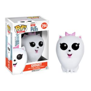 Pop Vinyl Secret Life of Pets Figure Gidget