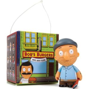 Hanging Bob's Burger Vinyl Figure in Blind Box $10avg Kit (10 pcs)
