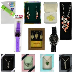 Boxed Jewelry $2.75avg (96 pcs)