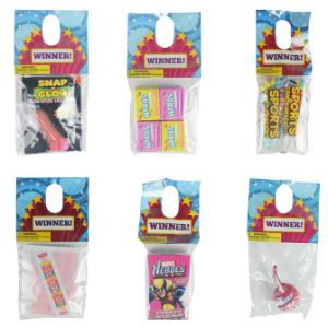 Hanging Candy Kit $0.40avg (72 pcs)