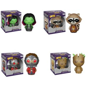 Hanging Guardian of the Galaxy Dorbz 12pc $7.50avg Kit