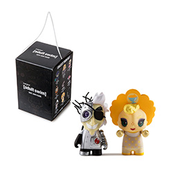 Hanging Kidrobot Adult Swim in Blind Box $10avg (12 pcs)
