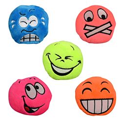 Emoji Plush 3.5'' (24 pcs)