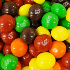 Skittles Candies - Case (12 pcs)