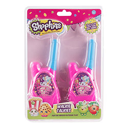 Shopkins Walkie Talkies