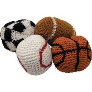 Woven Sports Kickball 2'' (12 pcs)
