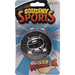 Squishy Hockey Puck