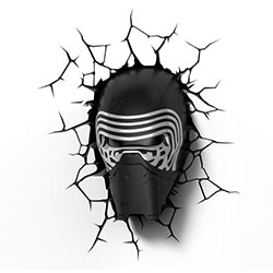 Star Wars Kylo Ren 3D Light