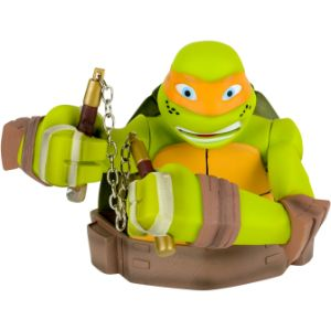 TMNT Michelangelo Bank 8''