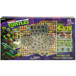 TMNT Sticker Sensations