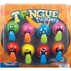 Tongue Tuggerz Blister Display