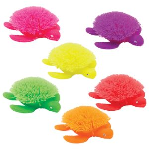 Light-Up Turtle Puffer 3.5'' (12 pcs)