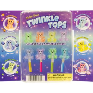 Twinkle Tops / Starlight Bears Blister Display