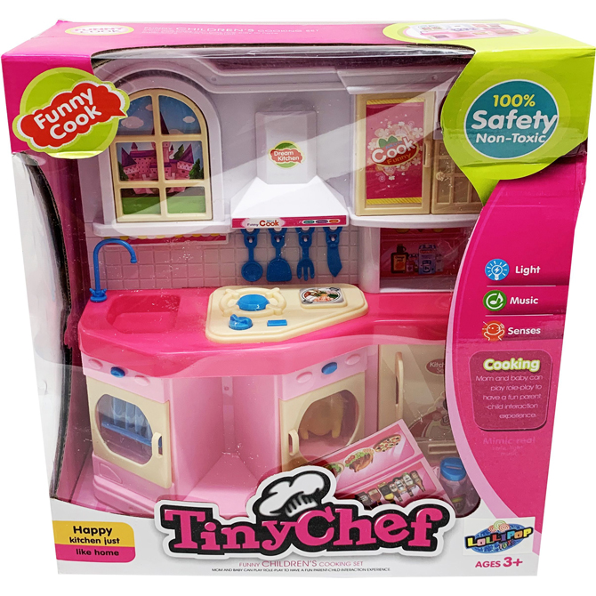 Tiny Chef Kitchen Set A Global Industries