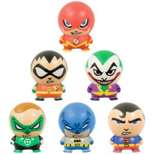 DC Comics Buildable Figurines in Bulk Bag (250 pcs)