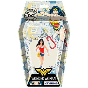 Wonder Woman Figural Keychain