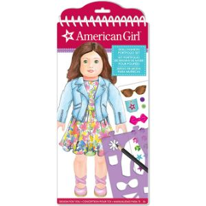 American Girl Fashion Portfolio