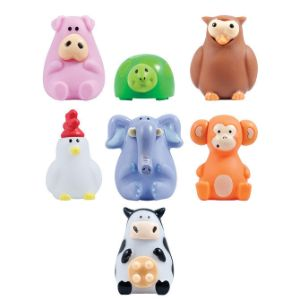 Animal Poppers in 2'' Capsules (250 pcs)
