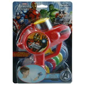 Avengers Iron Man Disc Shooter