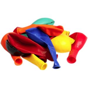 Balloons in Bulk Bag (144 pcs)