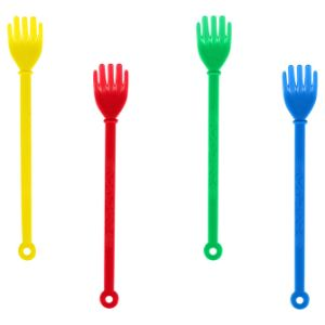 Plastic Back Scratchers (6'') - Case