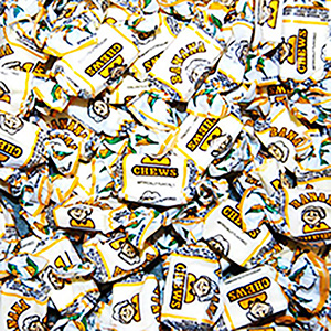 Albert & Sons Banana Chews Bag (240 pcs)