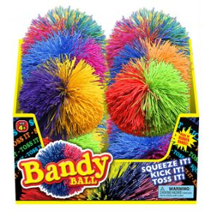 Bandy Ball in Assorted Colors