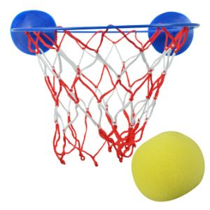 Basketball and Net 10'' (12 pcs)
