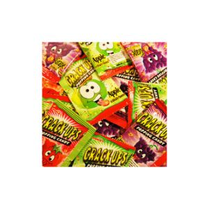 Crack Ups Popping Candy - Case (1000 pcs)