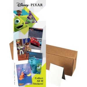 Best of Pixar Stickers (300 pcs)