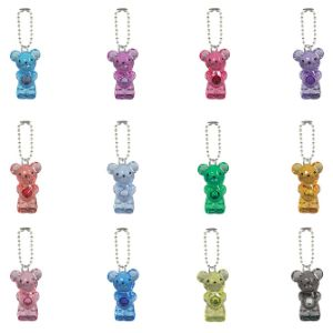 Birthstone Bears in 2'' Capsules (250 pcs)