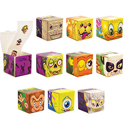 Cubesters Sticker Boxes in Bulk Bag