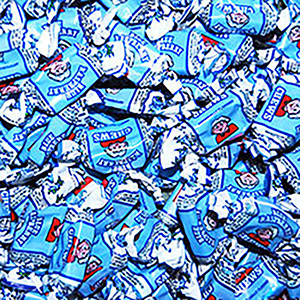 Albert & Sons Blue Raspberry Chews Bag (240 pcs)