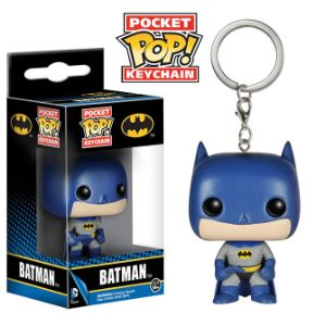 Batman Pop Keychain