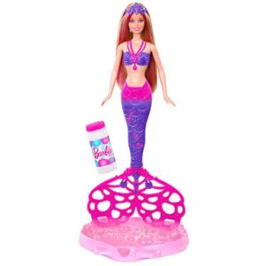 Barbie Bubble Mermaid Doll