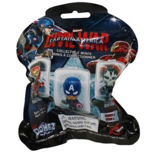 Captain America Domez Blind Bag