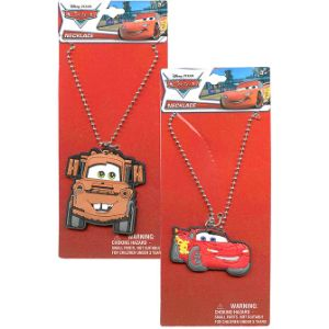 Cars Necklace Assorted (600 pcs)