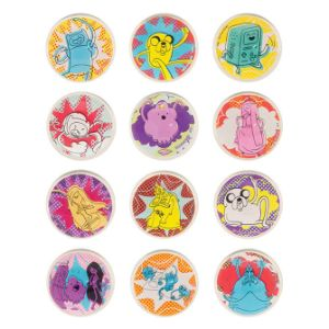45mm Adventure Time Hi-Bounce Balls (50 pcs)