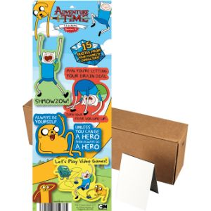 Adventure Time Series 3 Stickers in Folders (300 pcs)