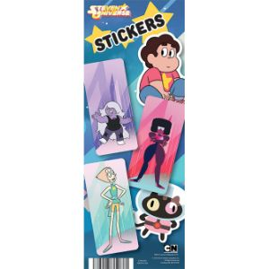 Steven Universe Series 1 Stickers Display