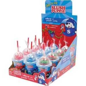 SLUSH PUPPiE® Dip-N-Lik  Display Box (12 pcs)