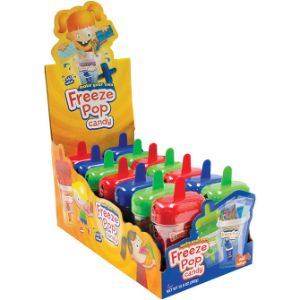 Candy Freeze Pop Display Box (14 pcs)
