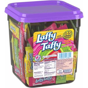 Laffy Taffy Assorted Display Tubs - Case