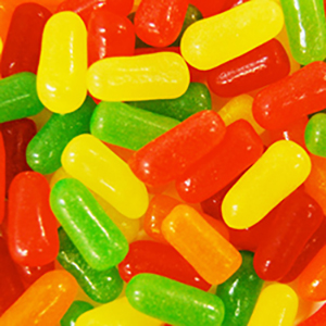 Mike and Ike Original Fruit Candies - Case