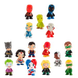 DC Universe Blind Box Assorted Mini Series