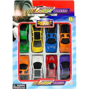 Die Cast Cars 2.5''