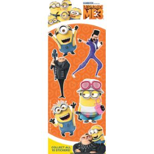 Despicable Me 3 Stickers Display