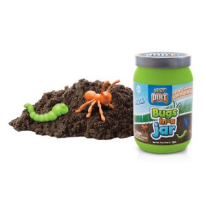 Play Dirt: Bugs In a Jar