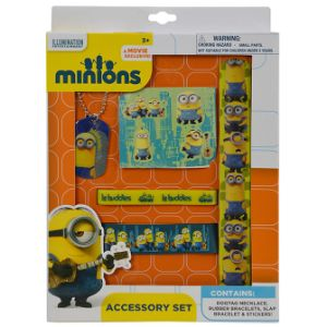 Despicable Me Accessory Set