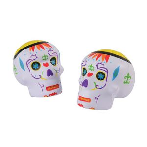 Day of the Dead Stress Ball (12 pcs)